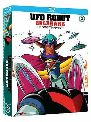 Ufo Robot Goldrake Vol. 3 (3 Blu-Ray) YAMATO VIDEO