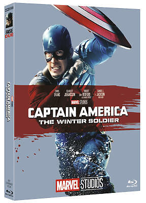 Captain AmericaThe Winter Soldier (Ed. Marvel Studios 10 Anniversario) (Blu-Ray)
