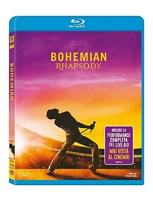 Bohemian Rhapsody (Blu-Ray) WARNER HOME VIDEO