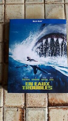 Blu-ray En eaux troubles - The Meg -
