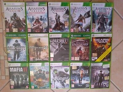 Giochi Xbox 360 retrocompatibili su Xbox One