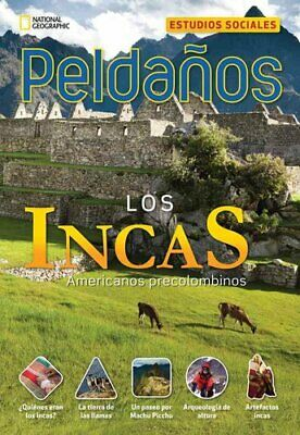 Ladders Social Studies 5: Los Incas (The Inca) (On-Level) by Stephanie Harvey...