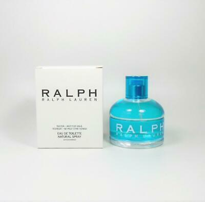 Ralph By Ralph Lauren Eau de Toilette for Women 3.4 oz - 100 ml *NEW TST BOX*