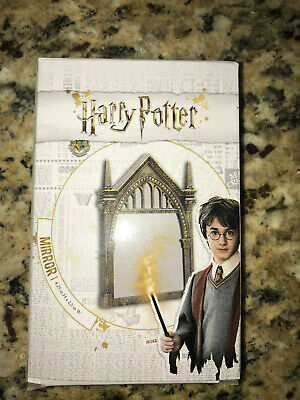 """Mirror of Erised 4"""" Wizarding World of Harry Potter by Loot Crate Black NEW"""