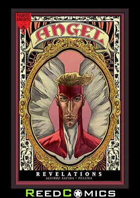 X-MEN ANGEL REVELATIONS GRAPHIC NOVEL New Paperback Collects 5 Part Series