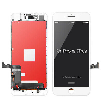 For IPhone 7+ Plus 7P Replacement LCD Touch Screen Digitizer Display Black
