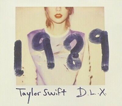 1989 -Deluxe Edition [CD+DVD]