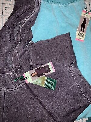 NWT SINFUL by Affliction  Everly Capri Pants Cropped Sweatpants Women Small RARE