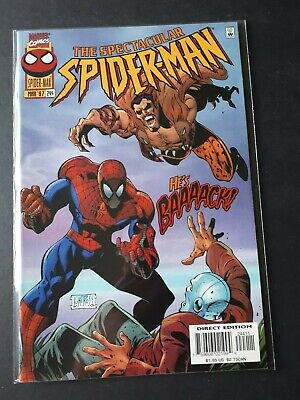 The Spectacular  Spider-Man   High Grade  NM  # 244      (1997)      Comics