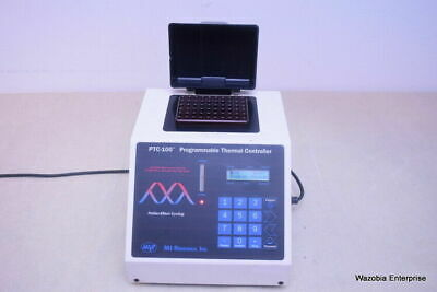 Mj Research Ptc-100 Programmable Thermal Controller Thermal Cycler
