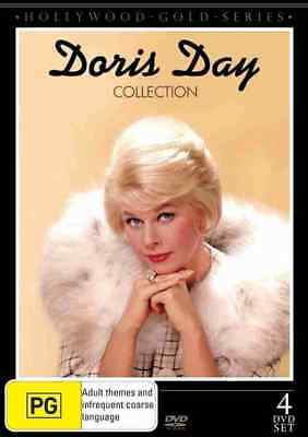 Doris Day Collection - Midnight Lace, Move Over Darling, Do Not Disturb, Caprice