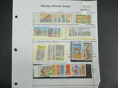 ESTATE: World Collection on Pages - Must Have!! Great Value (475)
