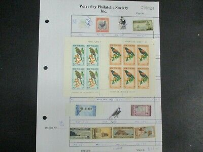 ESTATE: World Collection on Pages - Must Have!! Great Value (487)