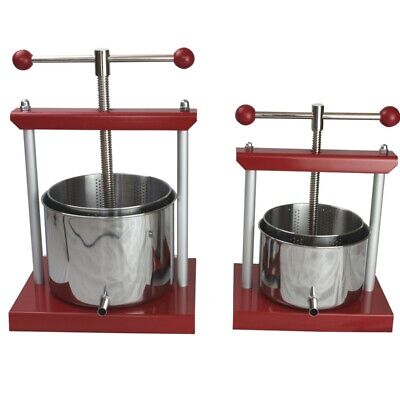 Fruit Press also for pressing apple/pear/wine/cider/cheese/grape