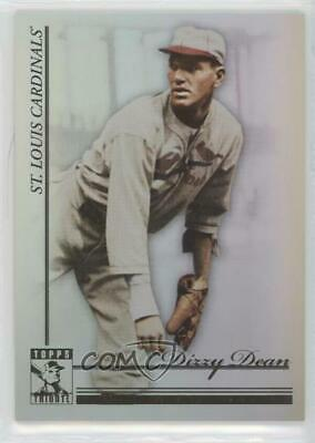 2010 Topps Tribute #46 Dizzy Dean St. Louis Cardinals Baseball Card