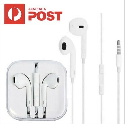 Genuine Original Apple EarPods Headphones Earphones for iPhone 4 5 6 7 Plus
