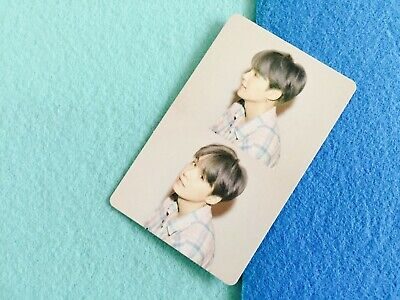 Bangtan boys BTS Map of the soul Persona suga ver. 1 official photocard only