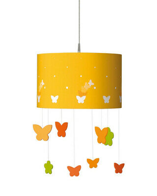 Kico Maripo Butterflies Novelty Ceiling Light - 40427/34/10