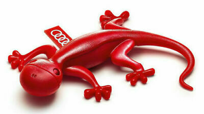 Genuine Audi Gecko Red Air Freshener - Flowery Scent 000087009B Oem New
