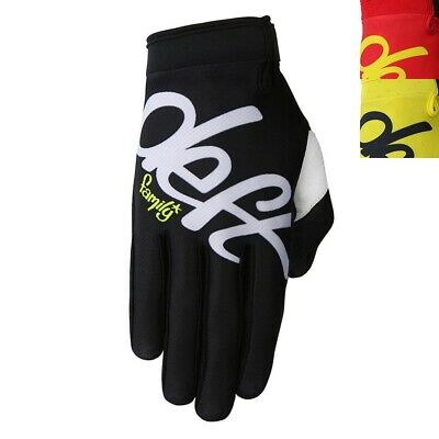 Deft Family EQVLNT Solid MX Motocross Gloves