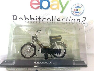 "Die Cast Passione Motorini "" Malanca In... "" Scala 1/18"