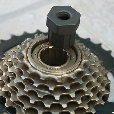 Bike Flywheel Cassette Remover Freewheel Removal Repair Tool For Bicycle #HN8