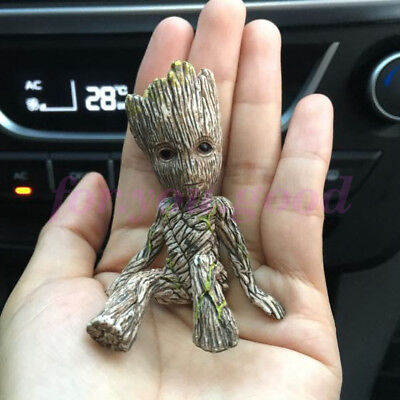 "US Ship Cute 2"" Guardians of The Galaxy Vol. 2 Baby Groot Figure Toy Gift"