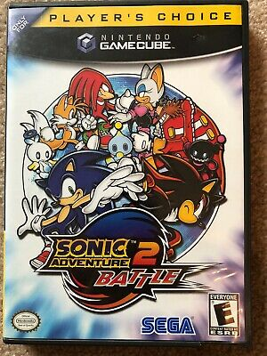 Sonic Adventure 2 Battle (Nintendo GameCube, 2002)