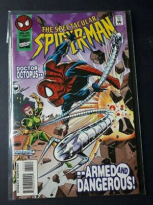 The Spectacular  Spider-Man   High Grade NM   # 232      (1996)      Comics