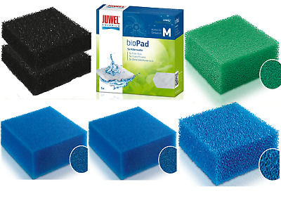 FULL Set Juwel M Compact Compatible Foam Pads Filter Sponge Replacement BioFlow