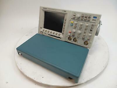Tektronix TDS 3052 Two Ch 500MHz Color Digital Phosophor Oscilloscope