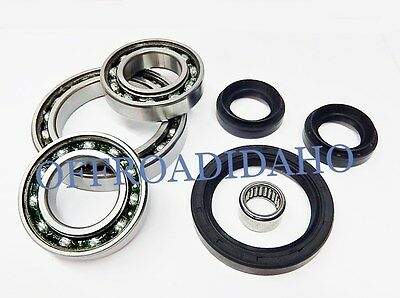 Lower Steering Stem Bearing Seal Kit Yamaha Grizzly 350 400 450 550 600 660 700