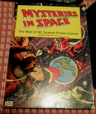 DC PULP FICTION LIBRARY MYSTERY IN SPACE SC GN TPB 1940's