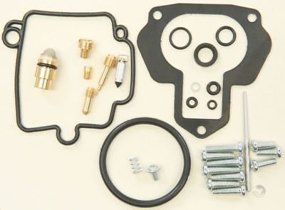 CARBURETOR REBUILD KIT For YAMAHA WARRIOR 350//X YFM350X YFZ350X 1988-2004  E1