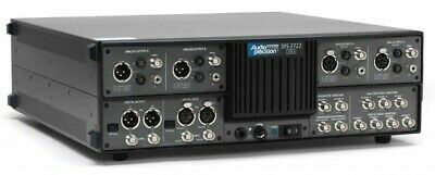 Audio Precision SYS-2522 22626 Audio/Distortion Analyzer. TESTED WORKING.