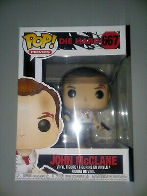Funko Pop! Movies: Die Hard John McClane #667 vinyl figure