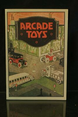 High Quality Reproduction Of A 1920'S Arcade Cast Iron Toy Catalog Vintage Cars
