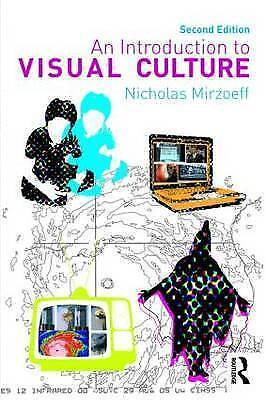 An Introduction to Visual Culture by Nicholas Mirzoeff (Paperback, 2009)
