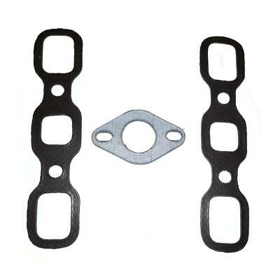 Intake Exhaust Manifold Gasket Set Kit For Ford 9N 8N 2N Antique Tractor