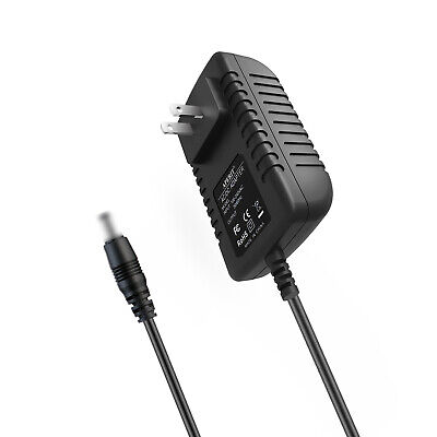 AC Adapter Cord For Yamaha PSR-E233 YPG-525 YPG-625 Keyboard Power Supply