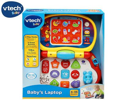 VTech Baby Baby's Laptop Toy
