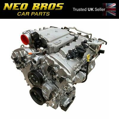 NEW Complete Engine Saab 9-5 10-12 & Vauxhall Opel Insignia VXR OPC 2.8 V6 Turbo