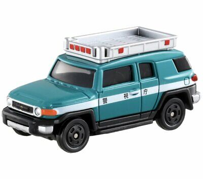 TAKARA TOMY Tomica No.31 Toyota FJ Cruiser Patrol car BP JAPAN F/S