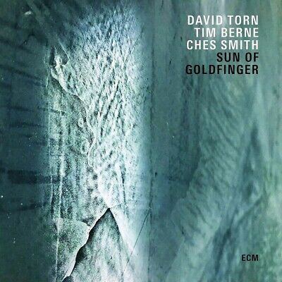 David Torn Tim Berne Ches Smith Sun Of Goldfinger CD New 2019