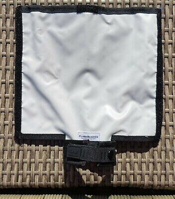 Rogue FlashBender 1st Version -  Positionable Reflector 240mm x 210mm