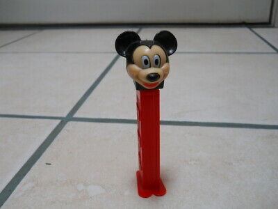 Vintage PEZ Warner Bros MICKEY MOUSE Disney Candy Dispenser 70's 80's