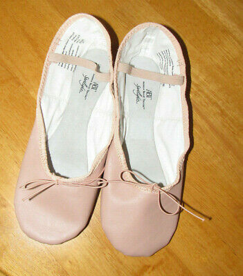 Clothing, Shoes & Accessories Kids' Clothing, Shoes & Accs New Body Wrappers Angelo Luzio Sterling 202a Ballet Shoes Leather Girls 4 M 35