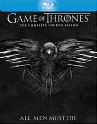 Iain Glen, Lena Headey-Game of Thrones: The Complete Fourth Season Blu-ray NEW