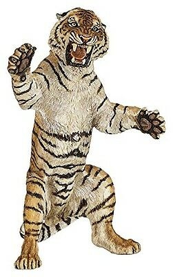 Standing TIGER Replica # 50208 ~ FREE SHIP/USA w/ $25.+ Papo Products