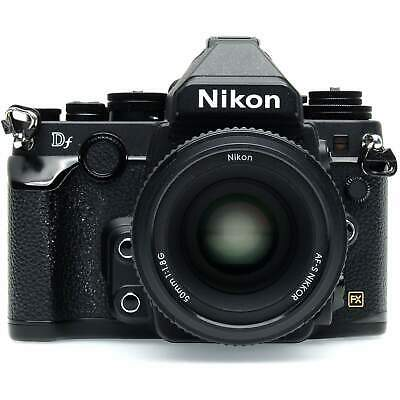 Nikon Df DSLR Camera Body with 50mm f1.8G Lens Kit (Boxed)